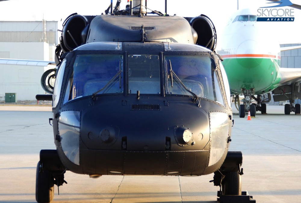 Blackhawk 360 Solution provides an international resource for purchasing UH60-A's