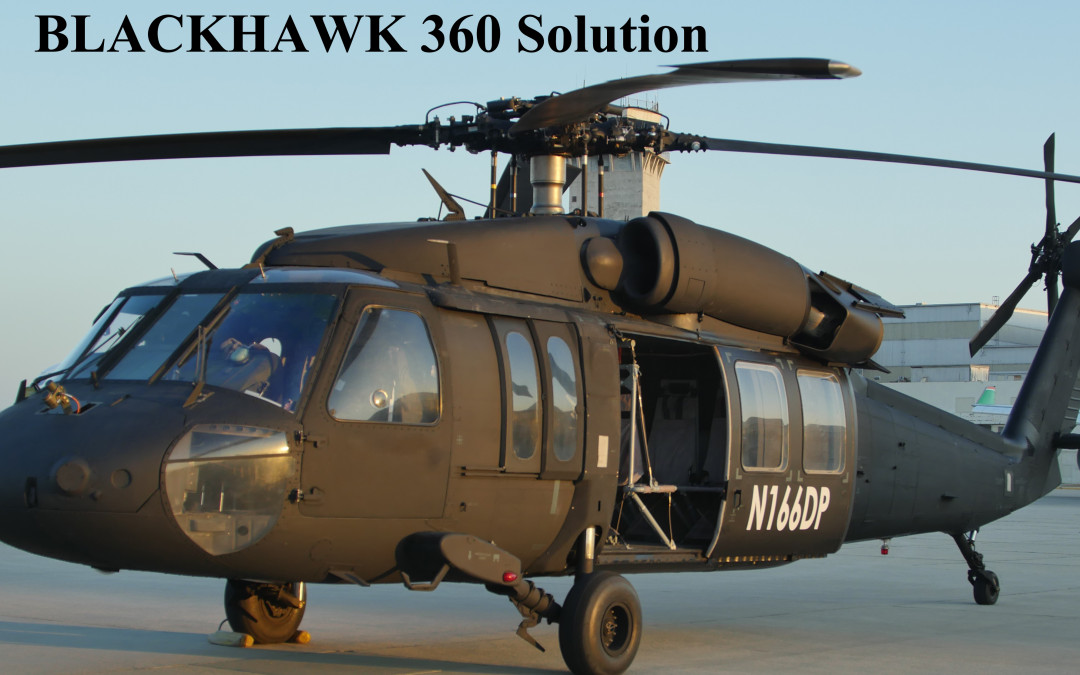 What is the Skycore Blackhawk 360 Solution?