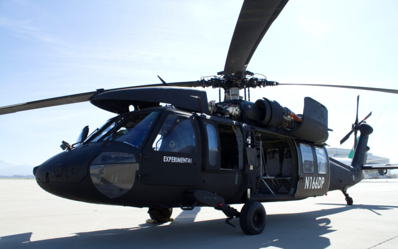 Skycore and Unical Partner to Deliver UH-60A Blackhawks to Global Market