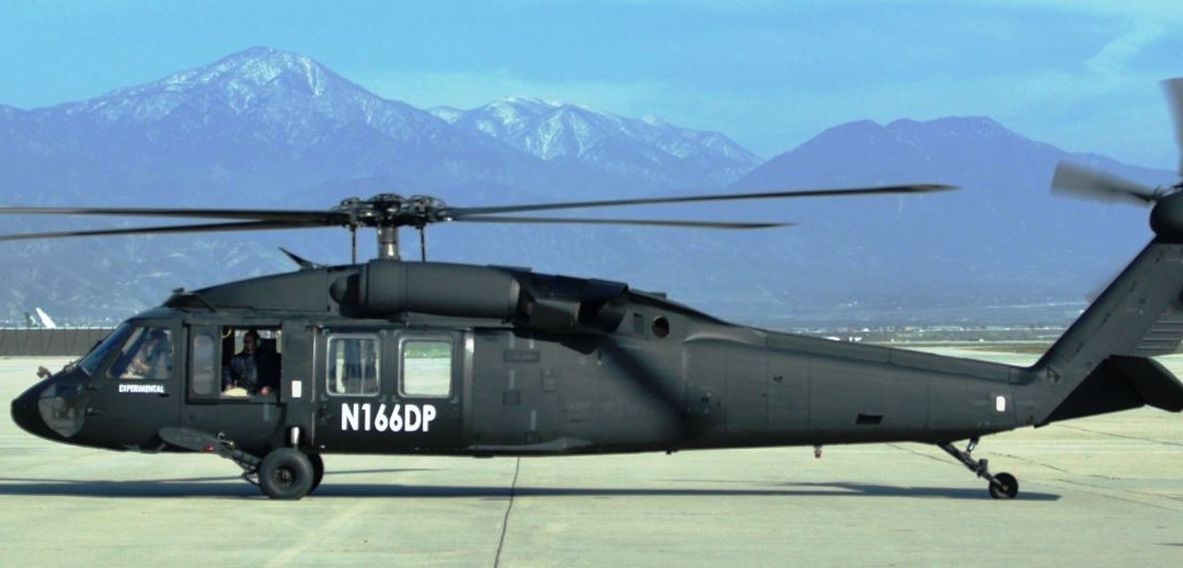 HAI Spotlights Army US BEST Program Auction of UH-60A Black Hawks