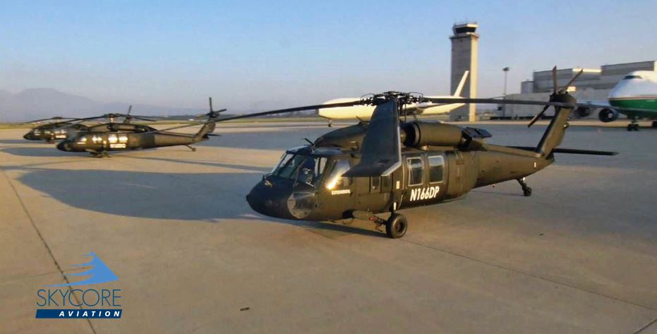 UH-60A Black Hawk Auctions Creating Opportunity
