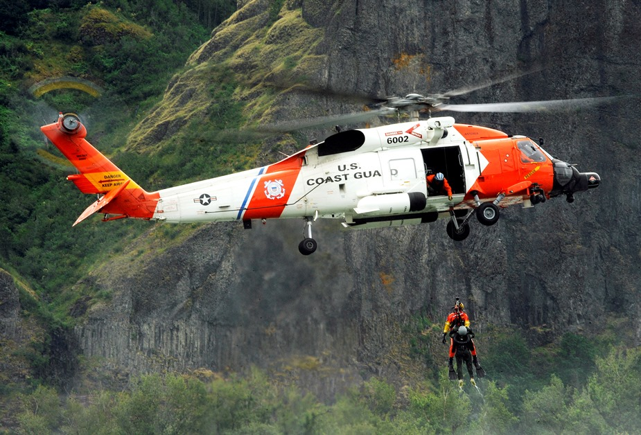 Search and Rescue (SAR) Mission Equipment for Black Hawk Helicopters