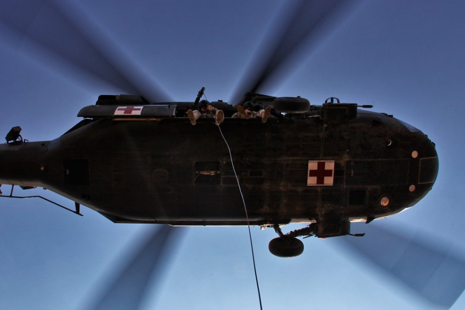 MedEvac Mission Equipment for Black Hawks and Utility Helicopters