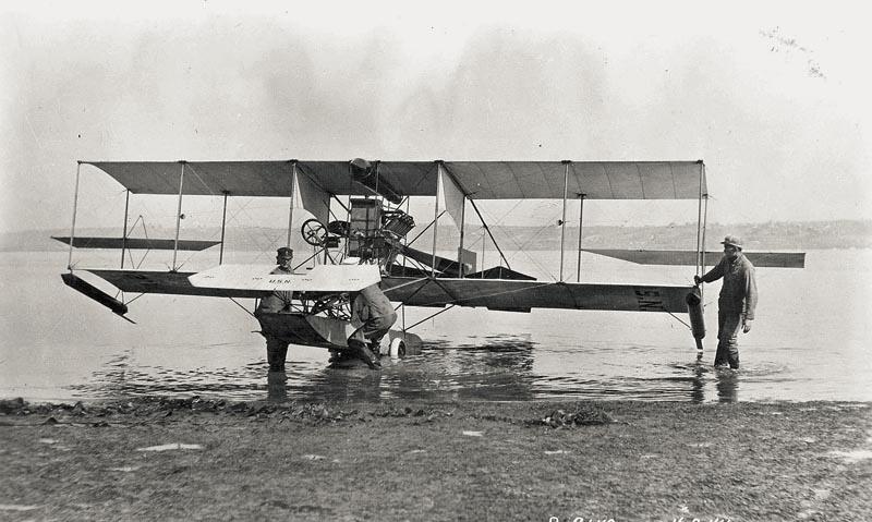 U.S. Navy Celebrates its 107th year of Aviation!