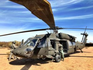 National Guard Black Hawk