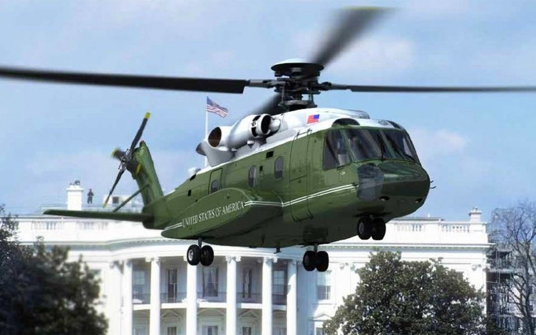 Celebrate Presidents Day with Presidential Helicopters