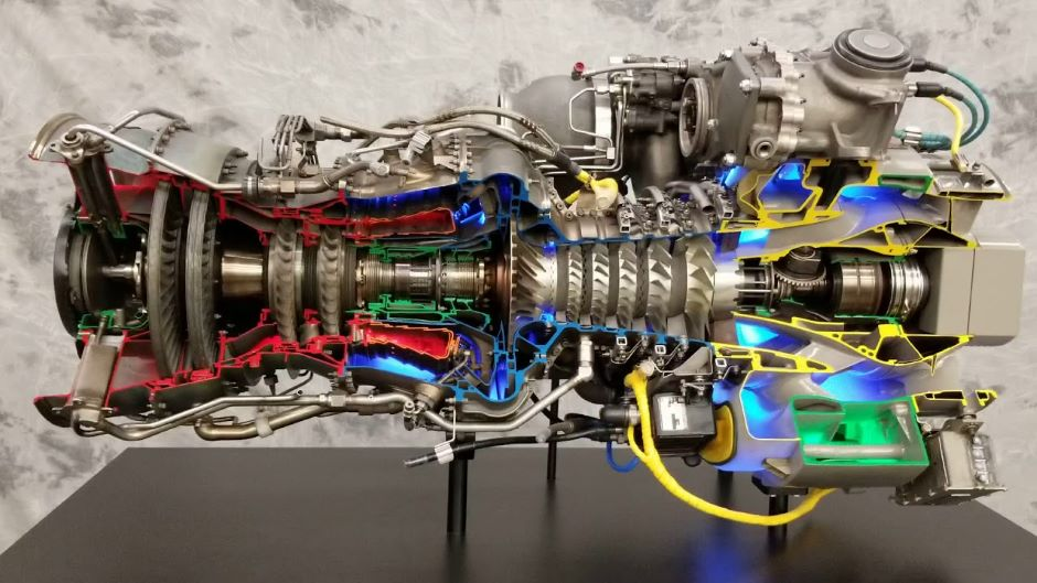 The GE T700 Engine in Black Hawks by Skycore Aviation