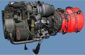 T700 Engine - Turbine Power Module