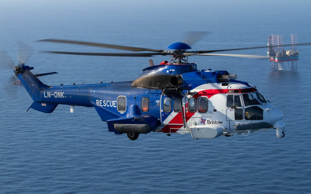 EC225 / H225 Super Puma in Operation by Skycore Aviation