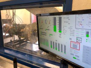 T700 engine diagnostic tests