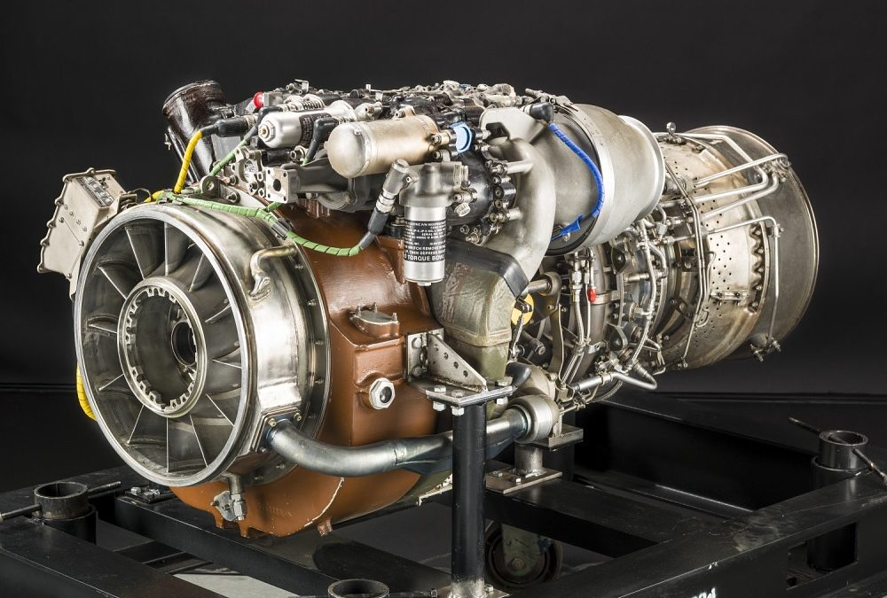 Refurbishing GE T700 Engines by Skycore Aviation
